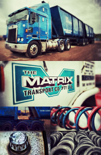 Matrix Towing - Images